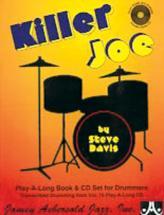Davis Steve - Killer Joe Drum From Vol. 70 - Batterie