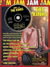 Kinks, The - Jam With Kinks + Cd - Guitare Tab