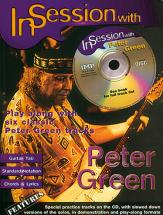 Green Peter - In Session With + Cd - Guitare Tab