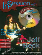 Beck Jeff - In Session With + Cd - Guitare Tab