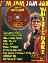 Whitesnake - Jam With + Cd - Guitare Tab