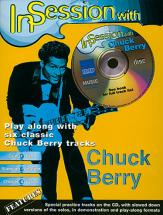 Berry Chuck - In Session With Chuck Berry + Cd - Guitare Tab