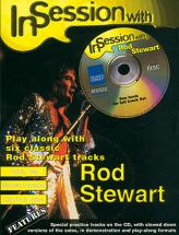 Stewart Rod - In Session With + Cd - Guitare Tab