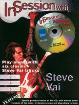 Vai Steve - In Session With + Cd - Guitare Tab