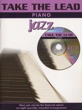 Take The Lead Jazz + Cd - Piano