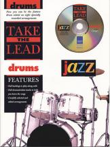 Take The Lead Jazz + Cd - Batterie