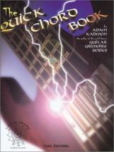 Kadmon Adam - Quick Chord Book - Guitare
