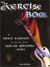 Kadmon Adam - Exercise Book - Guitare