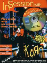 Korn - In Session With + Cd - Guitare Tab