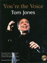 Jones Tom - You're The Voice + Cd - Pvg