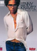 Kravitz Lenny - Greatest Hits - Guitare Tab