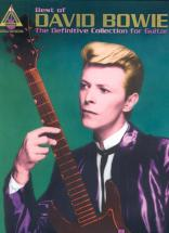 The Best Of David Bowie - Guitar Tab