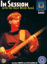Weckl Dave - In Session With + Cd - Basse
