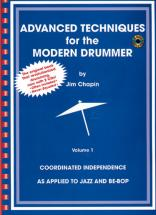 Jim Chapin - Advanced Techniques For The Modern Drummer Vol.1 + 2 Cd