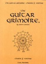 Kadmon Adam - Grimoire Chords & Voici Vol.2 - Guitare