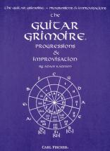 Kadmon Adam - Grimoire Progressions & Improvisations - Guitare
