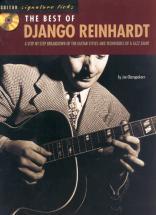 Signature Licks - Reinhardt Django - Best Of + Cd