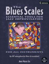Dan Greenblatt - The Blues Scales C Version + Cd