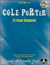 N°112 - Cole Porter - 21 Great Standards + Cd