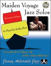 Niehaus Lennie - Maiden Voyage Jazz Solos + Cd - Trompette