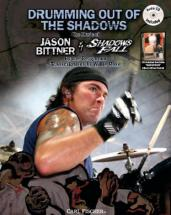 Shadows Falls - Drumming Out Of The Shadow + Cd - Batterie