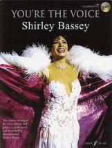 You're The Voice - Shirley Bassey + Cd Pvg