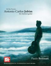 Jobim Antonio Carlos For Classical Guitar
