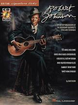 Signature Licks - Robert Johnson + Cd