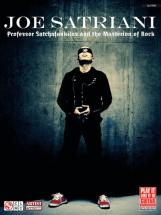 Satriani Joe - Professor Satchafunkilus And The Musterion Of Rock - Guitare