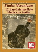 Yates Stanley - Etudes Mecaniques - Guitar