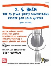 Bach J.s. - The 15 Inventions - Guitar
