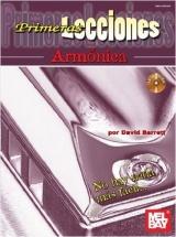 Barrett David - First Lessons Harmonica, Spanish Edition - Harmonica