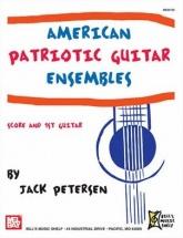 Petersen Jack - American Patriotic Guitar Ensembles - Guitar