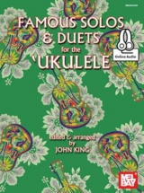 King John - Famous Solos And Duets For The Ukulele + Cd - Ukulele