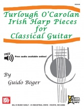 O'carolan Turlough - Turlough O'carolan Irish Harp Pieces For Classical Guitar - Guitar