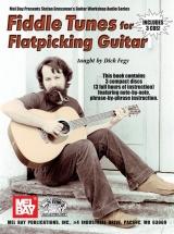 Grossman Stefan - Fiddle Tunes For Flatpicking Guitar - Guitar