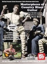 Mann Woody - Masterpieces Of Country Blues Guitar - Guitar