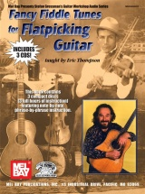 Thompson Eric - Fancy Fiddle Tunes For Flatpicking Guitar - Guitar