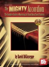 Digiuseppe David The Mighty Accordion Accordion + 2cd - Accordion