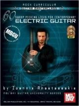Anastassakik Ioannis - Mbgu Rock Guitar Masterclass, Vol. 2 - Guitar Tab