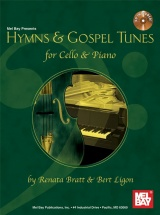 Bratt Renata - Hymns And Gospel Tunes For Cello And Piano - Cello