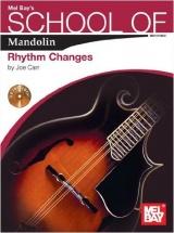 Carr Joe - School Of Mandolin - Rhythm Changes - Mandolin