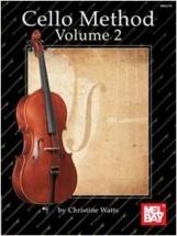 Watts Christine - Cello Method Book Ii - 2 - Cello