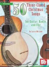 Mccabe 50 Three-chord Christmas Songs - Guitar