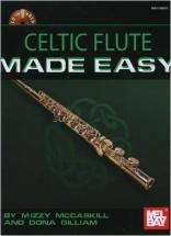 Gilliam Dona - Celtic Flute Made Easy - Flute