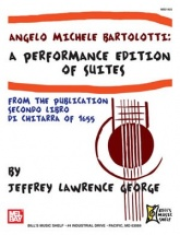 George Jeffrey Lawrence - Bartolotti - Performance Ed. Secondo Libro Di Chitarra - Guitar Tab