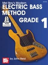 Reid John - Modern Electric Bass Method Grade 1 + Cd - Electric Bass