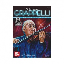 KLIPHUIS TIM - STEPHANE GRAPPELLI GYPSY JAZZ VIOLIN + MP3 - VIOLIN
