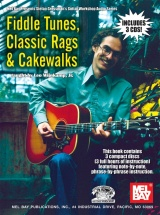 Wijnkamp Jr. Leo - Fiddle Tunes, Classic Rags And Cakewalks - Guitar
