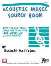 Matteson Richard - Acoustic Music Source- Guitar